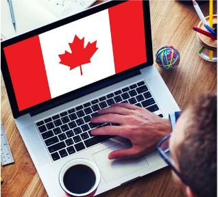 Canada express entry gcms